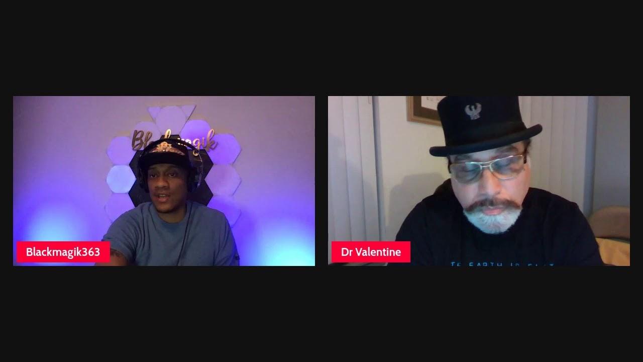 Dr. Phil Valentine speaks