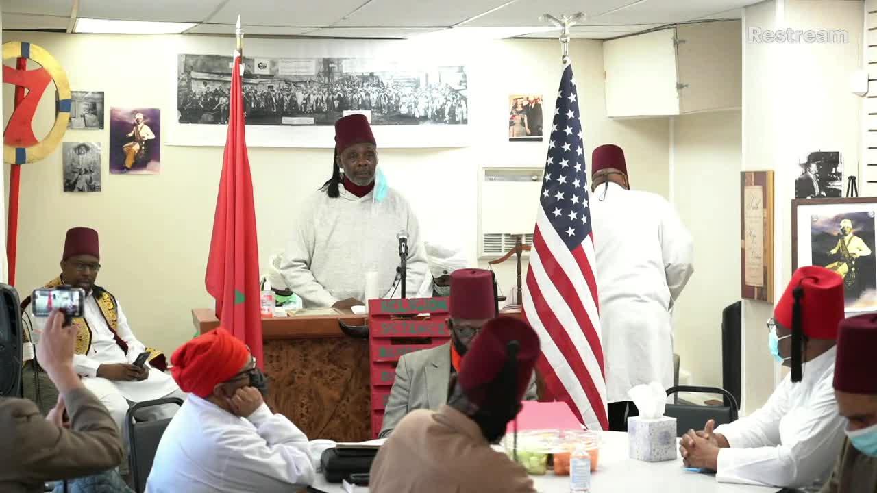 Moorish Unity Part 1 meeting on 14-Feb-2021